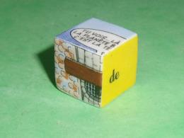 Fèves / Pays / Régions  : Puzzle , Cube N° 4 , épi, Perso    T64 - Landen