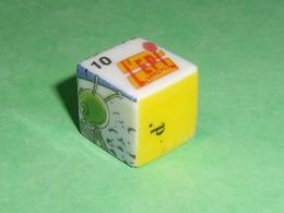 Fèves / Pays / Régions  : Puzzle , Cube N° 10 , épi, Perso    T64 - Landen