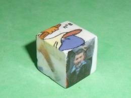 Fèves / Pays / Régions  : Puzzle , Cube N° 8 , ?? I, Perso    T64 - Landen