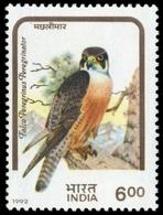 1992, Indien, 1376 Fehldruck, ** - India