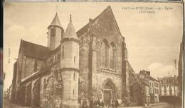 Pacy Sur Eure  Eglise Du XII è Siècle - Pacy-sur-Eure