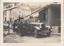 Old Timer Citroën - Publicité Cognac Otard - Animé - à Situer - Photo 6.5 X 9 Cm - Automobiles