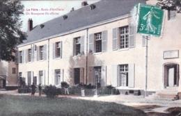 02 - Aisne -  LA FERE - Ecole D Artillerie  - Ou Bonaparte Fut Officier - France