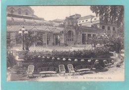 Small Postcard Of Casino,Vichy, Auvergne-Rhone-Alpes, FranceJ70. - Rhône-Alpes
