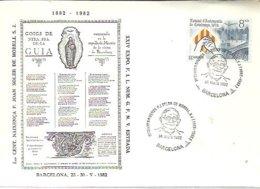 MATASELLOS 1982 BARCELONA - 1931-Hoy: 2ª República - ... Juan Carlos I
