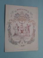 1848 > Société Du CASINO ( Ch. Syts / P. Hollevoet ) Lith. Defferrez (Porcelein / Porcelaine ) Formaat +/- 17 X 13 Cm - Estampes & Gravures