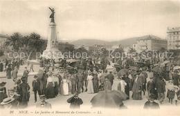 13579894 Nice_Alpes_Maritimes Les Jardins Et Monument Du Centenaire Nice_Alpes_M - Non Classés