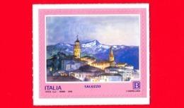 Nuovo - MNH - ITALIA - 2019 - Turismo – Saluzzo (CN) – Piemonte - Paesaggio Notturno - B - 6. 1946-.. Repubblica