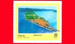 Nuovo - MNH - ITALIA - 2019 - Turismo – Orbetello (GR) – Toscana - Veduta Aerea - B - 6. 1946-.. Repubblica