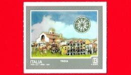 Nuovo - MNH - ITALIA - 2019 - Turismo – Troia - (FG) – Puglia – Cattedrale - B - 6. 1946-.. Repubblica