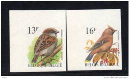 BELGIQUE COB 2533/4 ND, ** MNH BUZIN. (3TM42) - 1985-.. Birds (Buzin)
