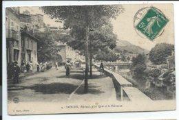 Sain Bel , Le Quai Et Le Brevenne - Francia