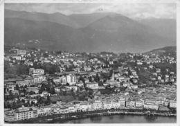 Switzerland Panorama Di Lugano General View - Suiza