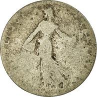 Monnaie, France, Semeuse, 50 Centimes, 1900, Paris, B, Argent, Gadoury:420 - Frankreich