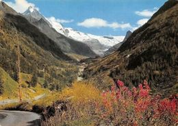 Switzerland Val D'Herens, Vallon De Ferpecle Avec La Dent Blanche - Suisse