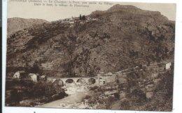 Lafigères , Le Chasezac , Le Pont , Dans Le Haut Le Village De Planchamp - Autres Communes