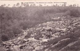 29 -  Finistere -  SAINT HERBOT ( Environs De Huelgoat ) Vue Generale De La Cascade - France