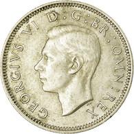 Monnaie, Grande-Bretagne, George VI, Shilling, 1942, TTB+, Argent, KM:854 - 1902-1971 : Monedas Post-Victorianas