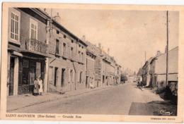 SAINT SAUVEUR-GRANDE RUE - France
