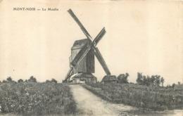 BAILLEUL MONT NOIR LE MOULIN - Francia
