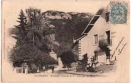 FAUCOGNEY-ROCHENOZ-VUE PRISE DE MOLAN - France