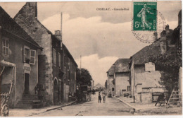OISELAY-GRANDE RUE - France