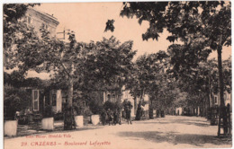 CAZERES-BOULEVARD LAFAYETTE - France