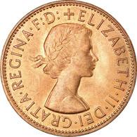 Monnaie, Grande-Bretagne, Elizabeth II, Penny, 1967, SUP, Bronze, KM:897 - 1902-1971 : Monedas Post-Victorianas