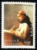 Death Of Saint Thomas Aquinas, Priest, Philosopher, Theologian,  MNH Antigua And Barbuda - Theologen