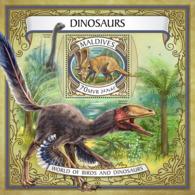 Maldives  2017 Dinosaurs - Maldives (1965-...)