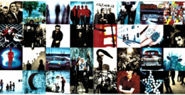 CD N°3223 - U2 - ACHTUNG BABY - COMPILATION 12 TITRES - Rock