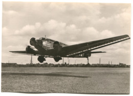 AIRPLANE / FLUGZEUG - JUNKERS JU 52, LUFTHANSA AIRLINES - 1946-....: Modern Era