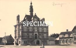 Fotokaart Gemeentehuis - Zomergem - Zomergem