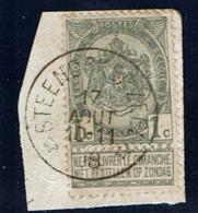 53  Obl Relais  Steenockerseel  + 15 - 1893-1907 Coat Of Arms