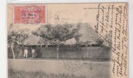 Dahomey / Porto Novo , Case Indigène - Dahomey
