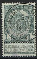 53  Obl Relais  Wommelghem  + 8 - 1893-1907 Coat Of Arms