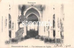Binenzicht Der Kerk - Zomergem - Zomergem