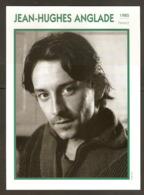PORTRAIT DE STAR 1985 FRANCE - ACTEUR JEAN HUGHES ANGLADE - ACTOR CINEMA FILM PHOTO - Fotos