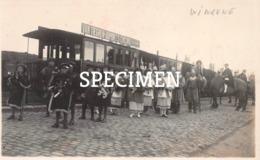 Fotokaart  Trein Van Tieghel Duponts Chicorei - Wingene - Wingene