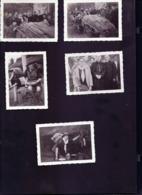 5 Photos De Scout Camp Le Heron 1933 - Documenten