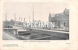 L'Ecluse Et Le Bassin De Natation - Alost - Aalst - Aalst