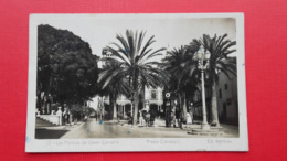 PETROL PUMP-GAS STATION.Las Palmas De Gran Canaria.Piaza Cairasco - Gran Canaria