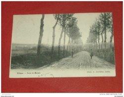 VILLANCE  -  LIBIN -  Route De Maissin  -  1902  - - Libin