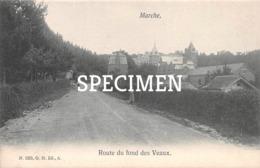 Route Du Fond Des Veaux - Marche-en-Famenne - Marche-en-Famenne