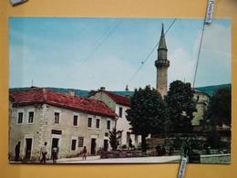 KOV 309-1 - BILECA, BOSNIA AND HERZEGOVINA, MOSQUE, DZAMIJA - Bosnien-Herzegowina