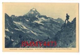 CPA - Dans Le Valgaudemar - Le Col De La VAURZE Et Le Pic D'Olan ( Arr. De Briançon 05 Hautes Alpes ) Edit. A. Mollaret - Briancon