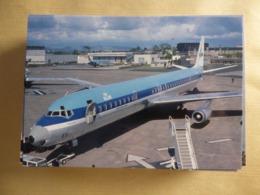 KLM  DC 8 63   PH-DEH - 1946-....: Era Moderna
