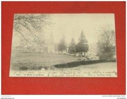 LIBIN -   Le Moulin Et Ses Abords     -  1902 - Libin