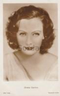 Greta Garbo - Actress - Schauspieler