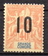 Col17  Colonie Grande Comore N° 26  Neuf X MH  Cot  2,00€ - Grande Comore (1897-1912)